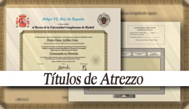 Titulos Adorno